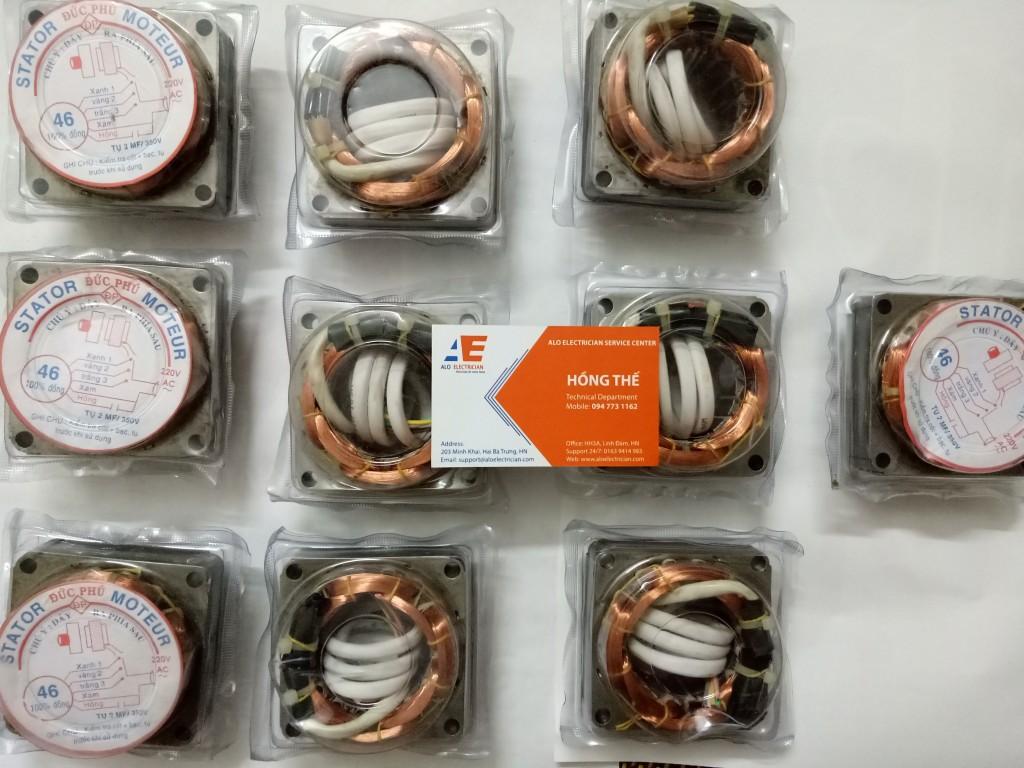 Động cơ quạt điện 1